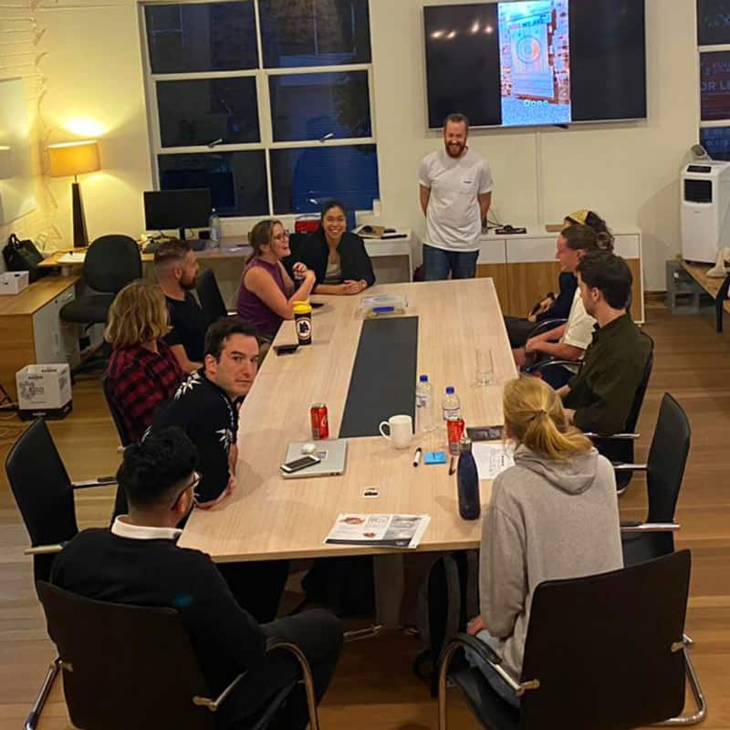 corporate team workshops sydney nsw